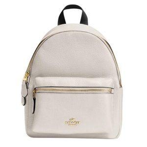 NWOT never worn/never used mini Charlie backpack